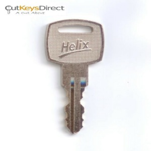 Helix Branded (Square Head) 001 - 200