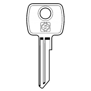 L&F 76001 - 76400 Replacement Keys