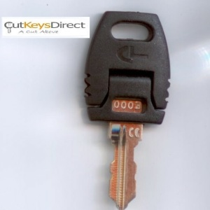 (CL) CC0001 - CC1000 Replacement Keys