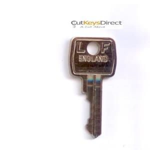 Bisley (L&F) D001 - D200 Replacement Keys