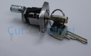 L&F 92 Series Metal Filing Cabinet Lock (L1)