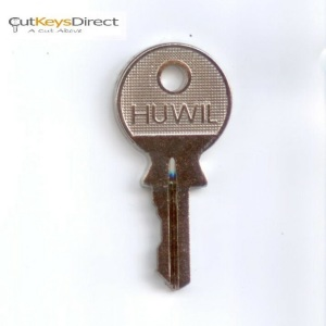 Huwil 8950LM - 8999LM Replacement Keys