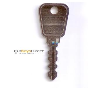 L&F 83001 - 85000 Replacement Keys