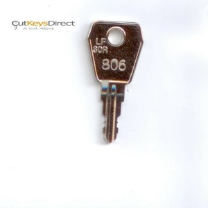 Eurolocks 801 - 1000 Replacement Keys