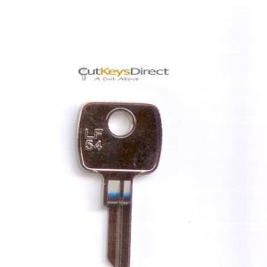 L&F 75001 - 75200 Replacement Keys