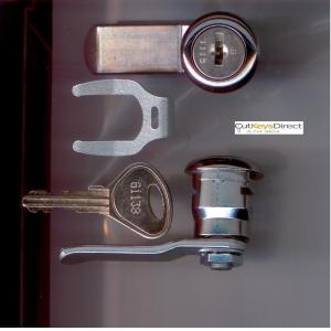New Shape Garran G Series Locker Lock (L6)