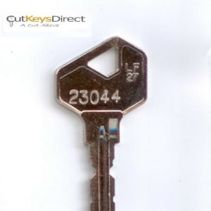 L&F (AUS)  23001 - 23400 Replacement Keys