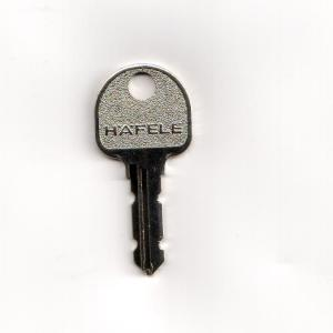 Hafele Symo 0001-3936 series Cylinder Core Removal Key