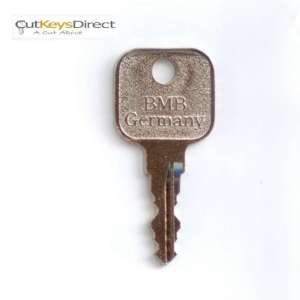 BMB Germany DAMS System 300, (501 - 800) Replacement Keys