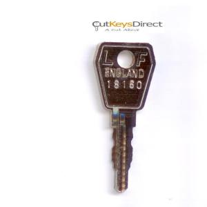 L&F 18000 - 19999 Replacement Keys